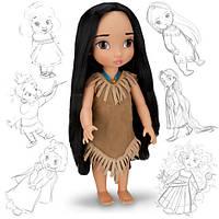 Кукла Пакахонтас (Pocahontas) Disney Animators коллекционная серия Дисней -40см., фото 1
