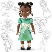 Кукла Тиана (Tiana) Disney Animators коллекционная серия Дисней -40см., фото 1