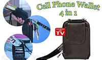 Чехол-кошелек для мобильного телефона Cell phone wallet, фото 1