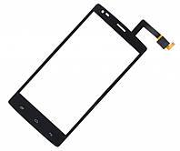 Сенсор (Touch screen) Fly iQ4505 Quad ERA Life 7 черный
