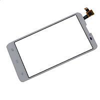 Сенсор (Touch screen) Prestigio 5300 DUO/ Pioneer E90W/ Micromax Canvas Doodle A111 белый