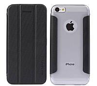 Чехол Baseus Folio Stand Case for iPhone 5/5S/5C black