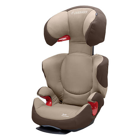 Автокресло Maxi Cosi Rodi AP 15-36 кг (75105350) Walnut Brown (коричневый), фото 2