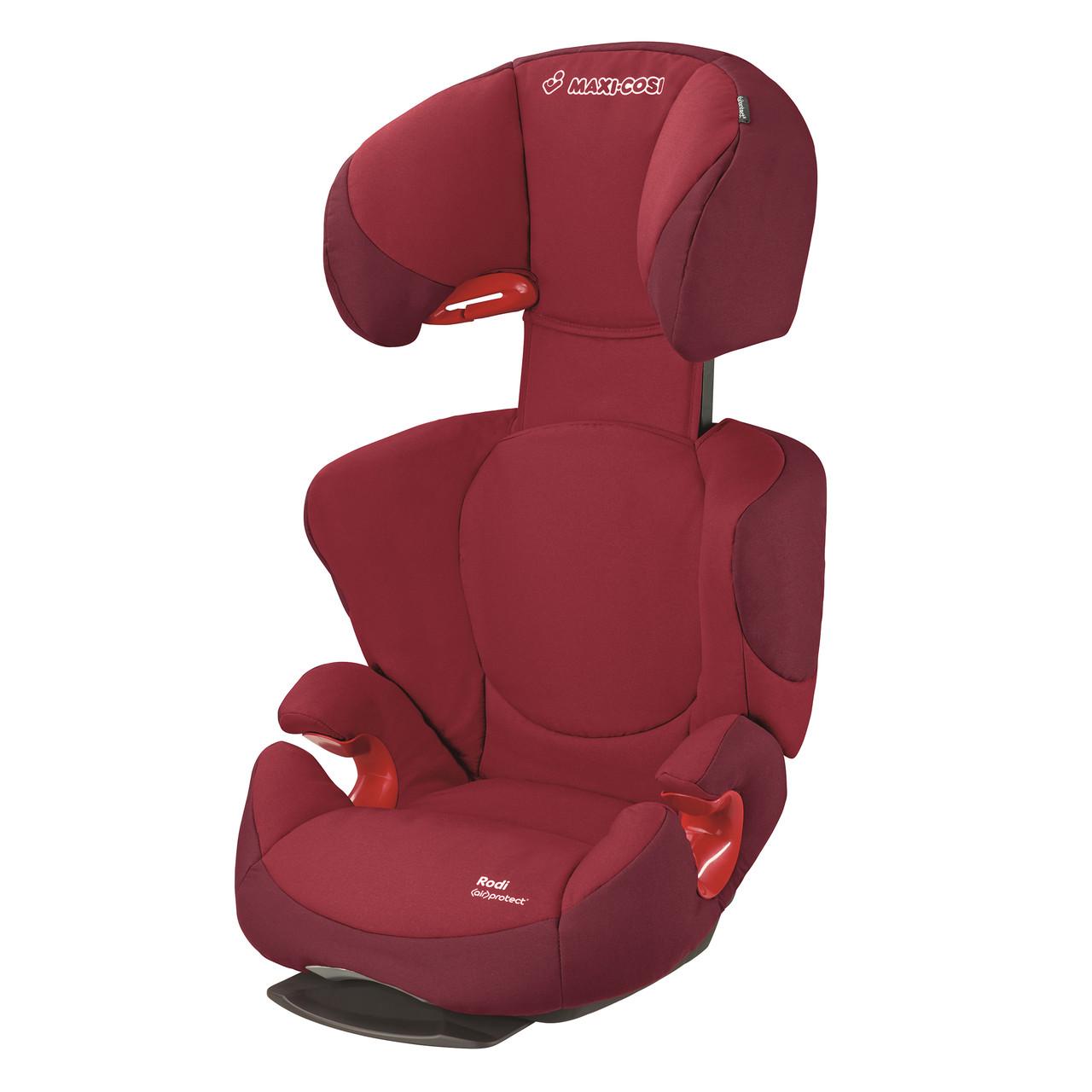 Автокресло Maxi Cosi Rodi AP 15-36 кг (75108140) Raspberry Red (красный)