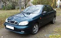 Прокат Аренда Автомобилей машины в Одессе Daewoo Lanos по суточно, эконом класс