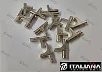 Полкодержатель для стекла K-Line Italiana Ferramenta