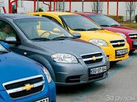 Прокат Аренда Автомобилей машины в Одессе Chevrolet Aveo по суточно, эконом класс