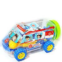 Детский набор доктора в машине