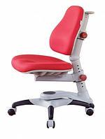 Детское кресло Оксфорд KY-618 Red Fabric  красный однотон