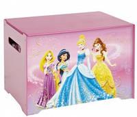 Комод для игрушек Принцессы Дисней Worlds Apart