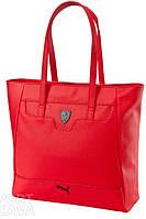 Сумка Puma Ferrari LS Shopper Rosso Corsa 074205 02