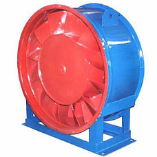 Осевые вентиляторы среднего давления В 2.3-130