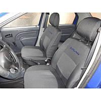 Чехлы модельные для Dacia Logan Дача Логан SD 04-13 (цельный)  Elegant-CLASSIC №20