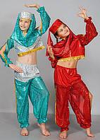 Карнавальный костюм - Восточная красавица цвет малиновый
