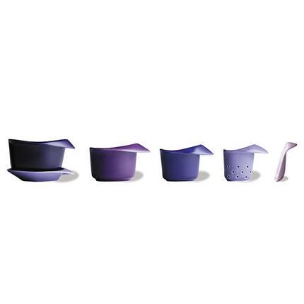 Набор чайных чашек PO: Selected Rose Cup Set, фото 2