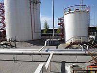 Изготовление и монтаж стальных резервуаров - надежно, качественно , в срок.