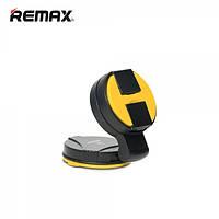 Автодержатель Remax RM-C07 черно-желтый