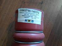 Патрубок интеркулера RVI 11003750 Q79x325 mm