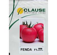 Семена томата Фенда F1 (Clause) 250 семян - ранний (60-65 дней), РОЗОВЫЙ, круглый, индетерминантный.