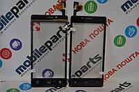 Оригинальный Сенсор (Тачскрин) для Ergo SmartTab 3G 4.5 (Черный)