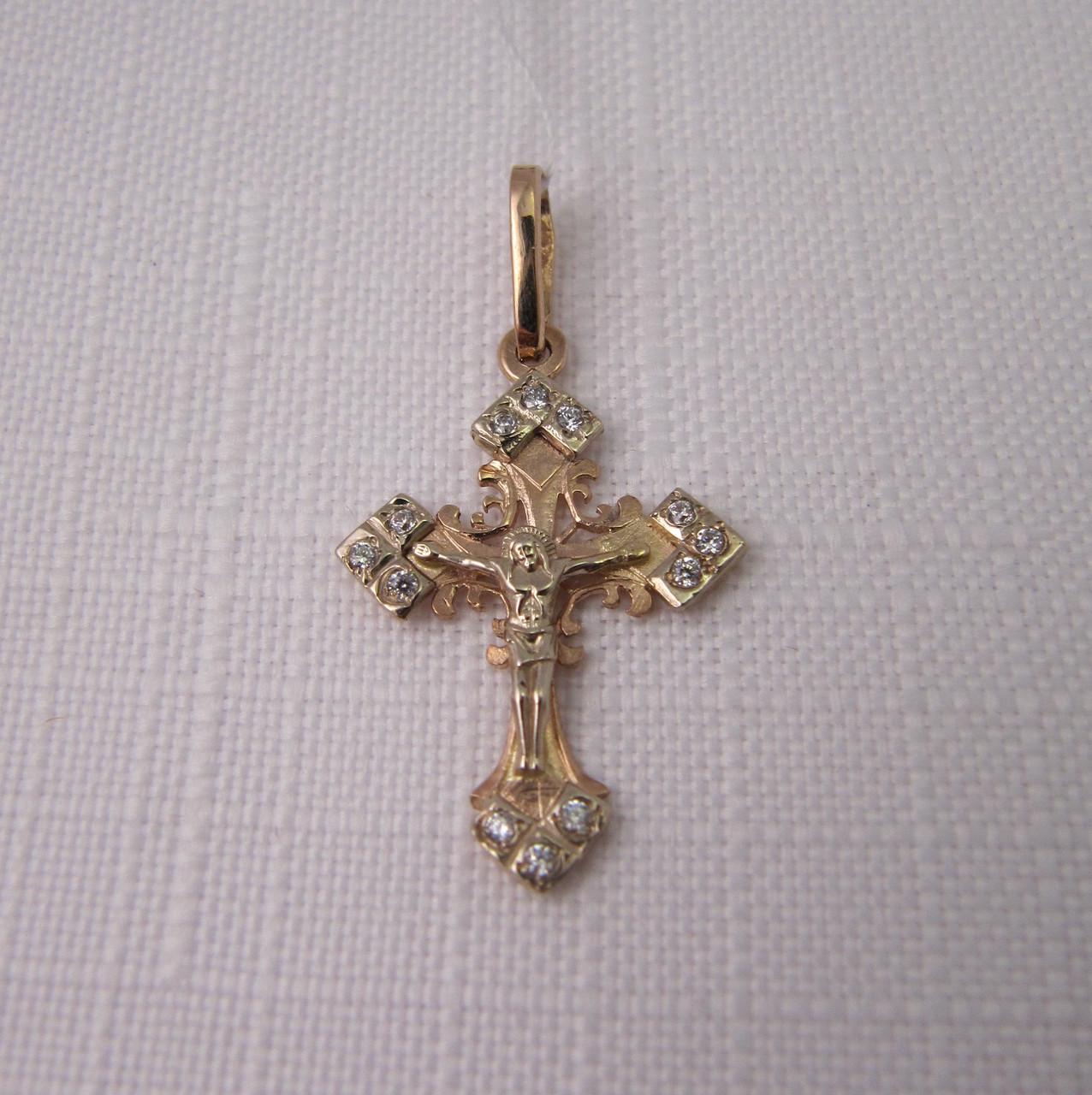 Золотой Крестик (ДКР58)