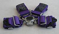 """Ремень безопасности 3"""" ASP, фиолетовый"""