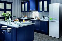 Bosch создали ультрамодный холодильник «Кристалл».