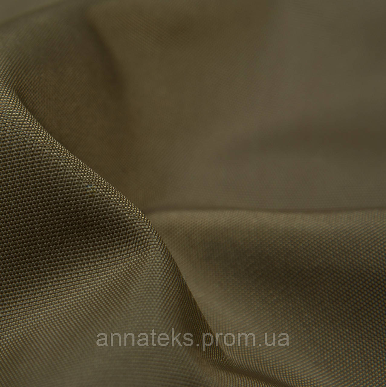 Ткань  Оксфорд-135 арт. 129937 №18-0920  ТРХ  тем.Оливковый 150СМ
