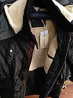 Куртка зимняя парка мужская теплая Glo-story