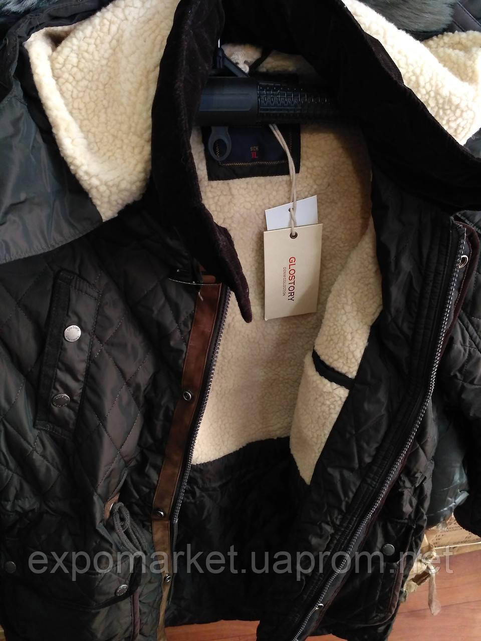 6da53c58f Куртка мужская длинная, парка Glo-story, цена 1 550 грн., купить в Одессе —  Prom.ua (ID#54432562)