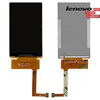 Дисплей (LCD) для Lenovo A660, оригинал