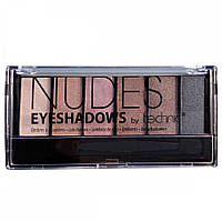 Палитра теней Technic Nudes eyeshadow, фото 1