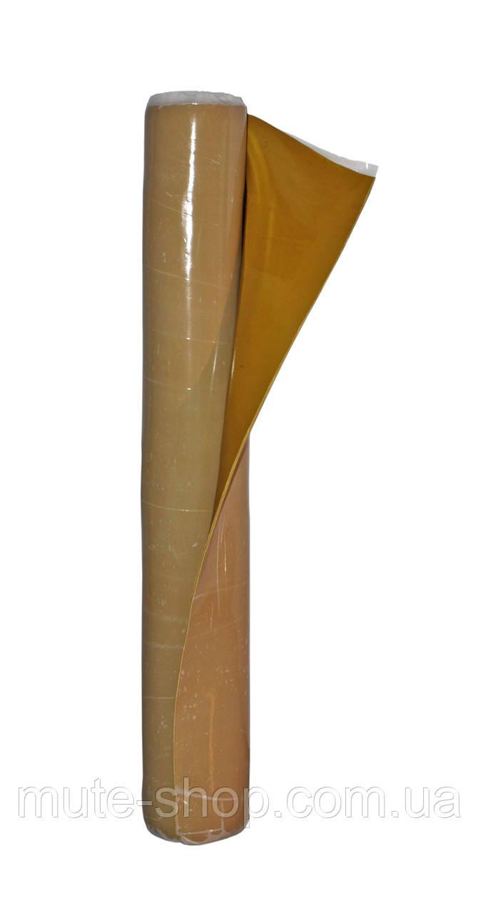 Tecsound SY70, звукоизоляционная мембрана рулон 5.05×1.22 м
