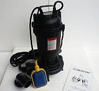 Погружной дренажно-фекальный насос Нептун ДН-750(с ножами)