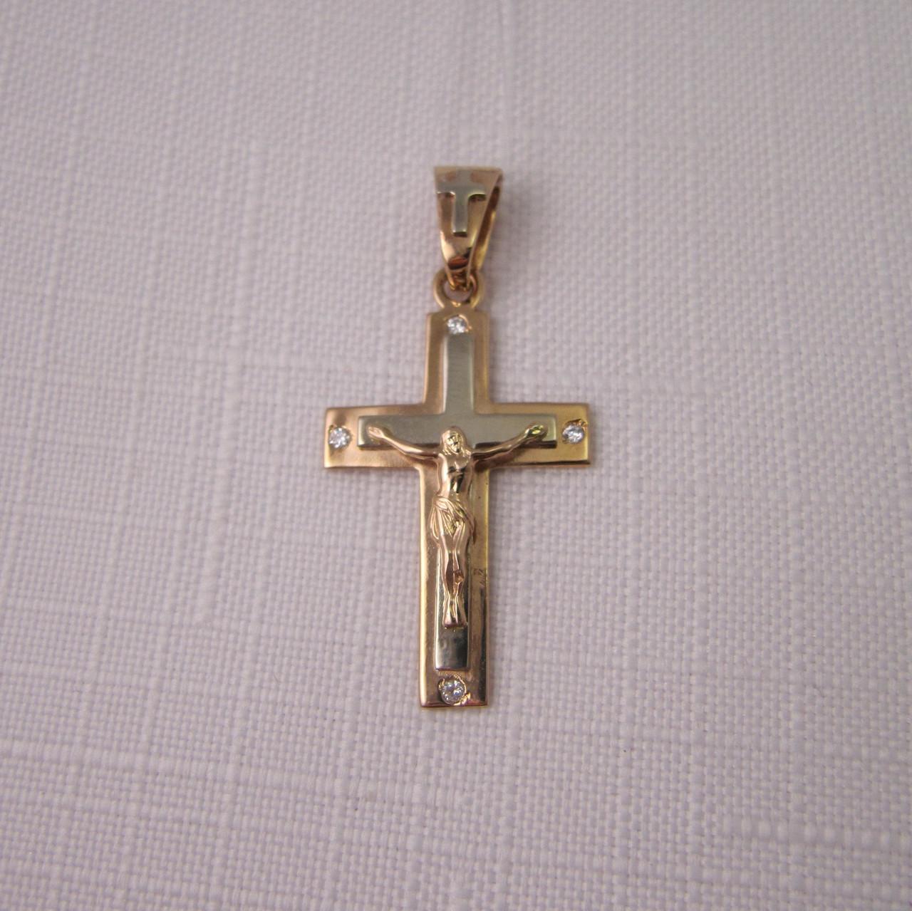 Золотой Крестик (ДКР50)