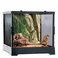 Hagen ExoTerra Screen Terrarium каркасный сетчатый террариум 45x45x90см