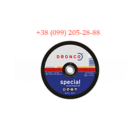 Диск по металлу 125х1.0х22.2 Dronco