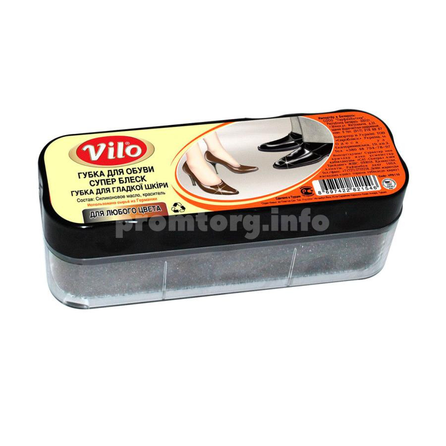 Губка для блеска Vilo стандартная (бесцветный)