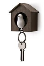 Настенная ключница Qualy Sparrow Keyring, фото 3