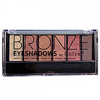 Палитра теней Technic Bronze Eyeshadow