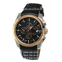 Мужские наручные часы Tissot T-Classic Couturier Chronograph Alt Black/Gold/Black