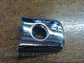 Infiniti FX35 2003-08 ліва передня дверна ручка хромова накладка на водійську ручку Нова