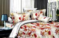 Полуторный набор постельный (рисунок Лилия)