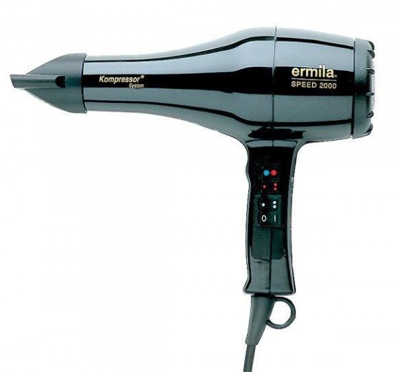 Фен для волос Ermila Speed 2000 0201-0040