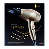 Фен для волос Ermila 4326-0041 Lightness Gold Satin с турмалином, фото 3