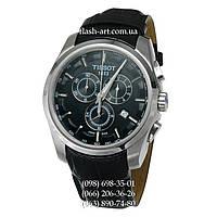 Мужские наручные часы Tissot T-Classic Couturier Chronograph Black-Silver-Black