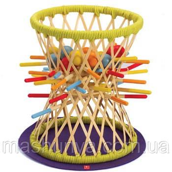 Деревянная игрушка - головоломка из бамбука Hape Pallina