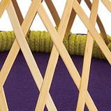 Деревянная игрушка - головоломка из бамбука Hape Pallina, фото 4