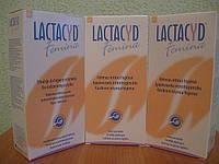 СРЕДСТВО ДЛЯ ИНТИМНОЙ ГИГИЕНЫ LACTACYD FEMINA 200 ML