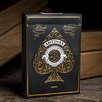 Artisan Playing Cards (Black) | Карты игральные